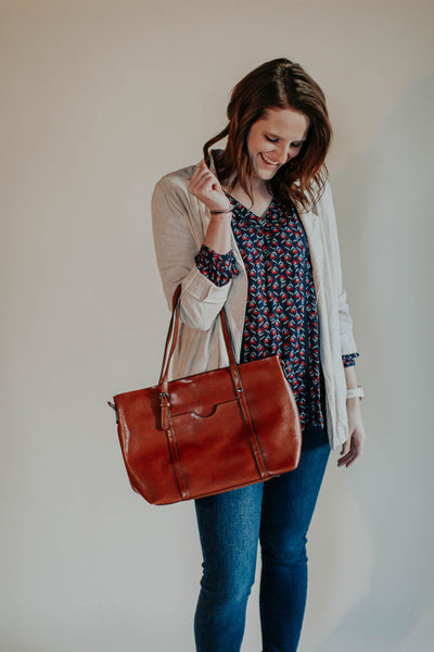 The Wanderer Crossbody Bag