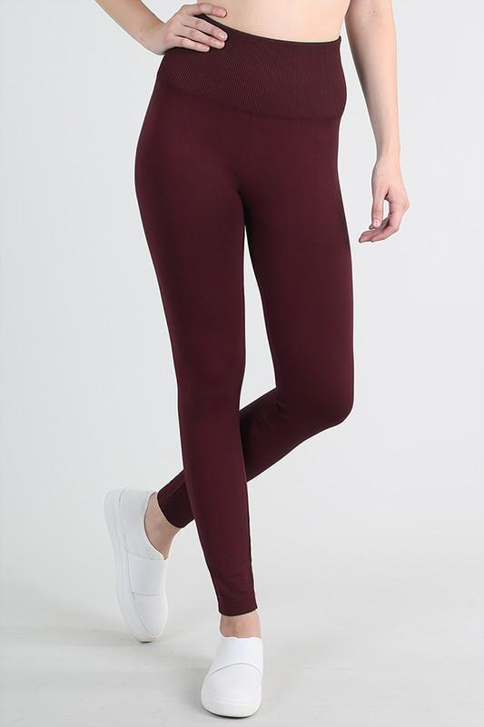 Quality PLUS Size Leggings