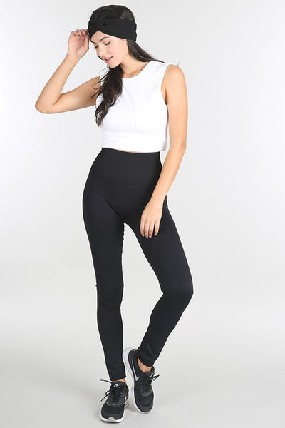"Best-Selling High-Waisted ""Tummy Tuck"" Leggings - 3 COLORS!"