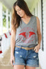 Home Of The Brave Tee or Tank by Rustic Honey