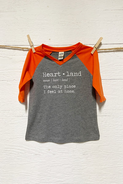 KIDS Heartland Definition Tee - More Colors!