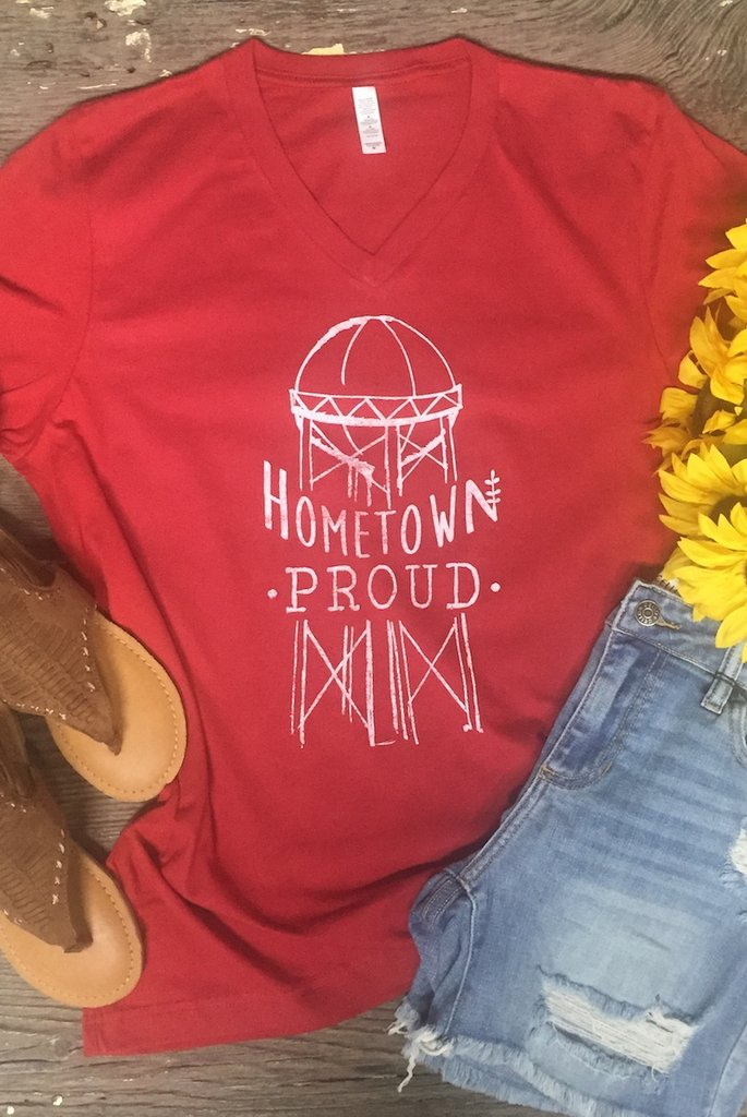 Hometown Proud Tee - More color options
