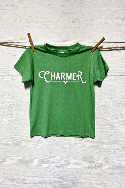 Lil Charmer Tee by Rustic Honey