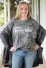 The Real Hunters' Wives of God's Country Camo Tee By RH