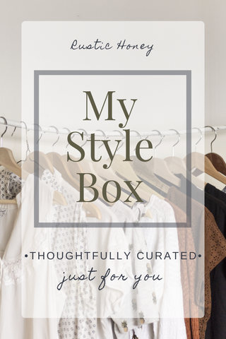 Style Boxes - Curated Looks Just For You!