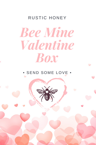 Bee Mine Valentine Box - Send Some LOVE!