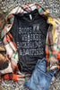 Boots, Whiskey, Backroads & Bonfires RH Label Tee