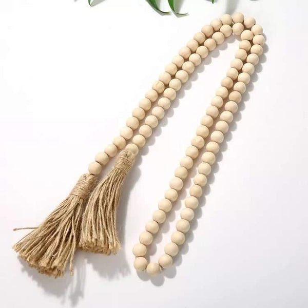 Farmhouse Bead Decor Garlands