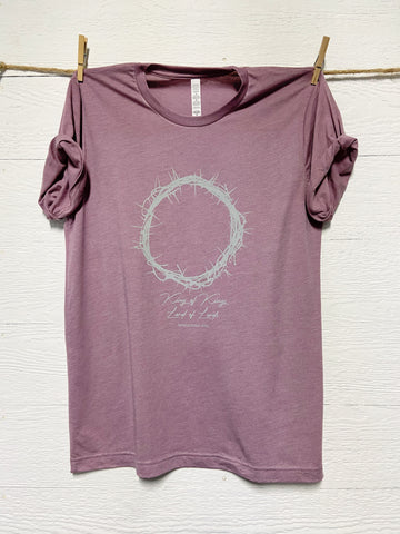 Crown of Thorns Graphic Tee By Rustic Honey