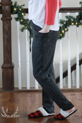 Comfy Lounge Pants With Pockets