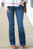 Judy Blue Bootcut Denim Jeans