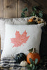 Leaves Are Falling Pillow Cover