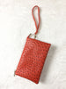 Bright Orange Cross-Body Bag