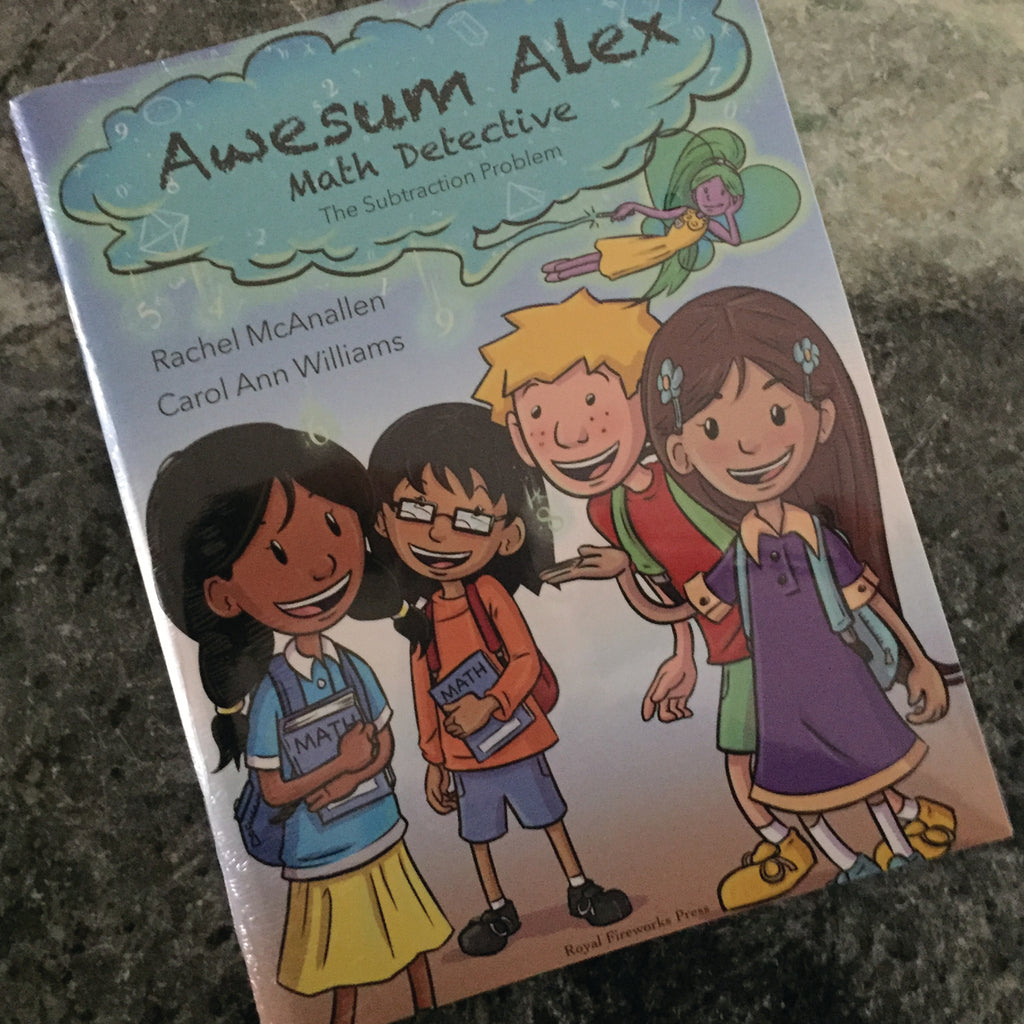 Awesum Alex, Math Detective: The Subtraction Problem
