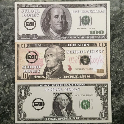 Real Fake Money