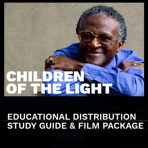"""Children of the Light"" Educational Distribution License with DVD and Study Guide"