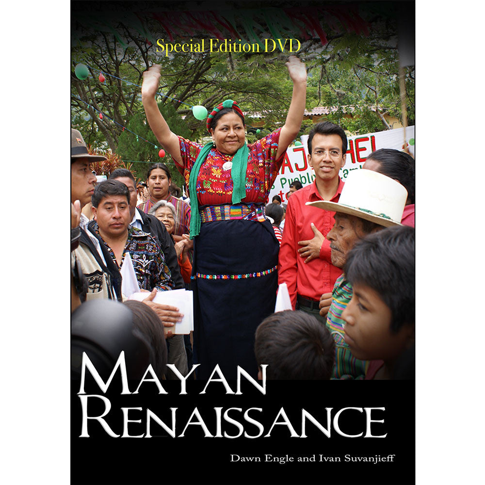 """Mayan Renaissance"" DVD [English]"