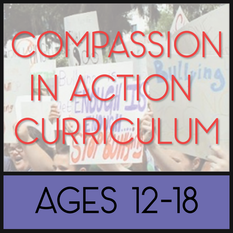 Compassion in Action Curriculum - Online Training