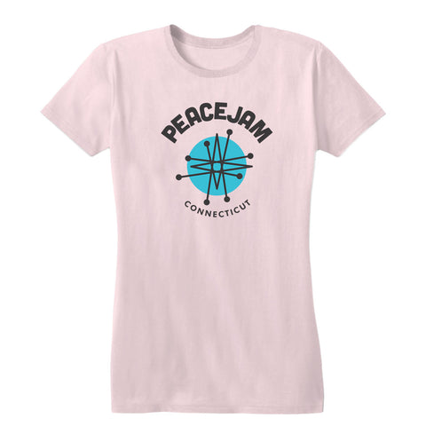 Connecticut Circle Women's Tee