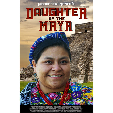 """Rigoberta Menchu: Daughter of the Maya"" DVD [English]"