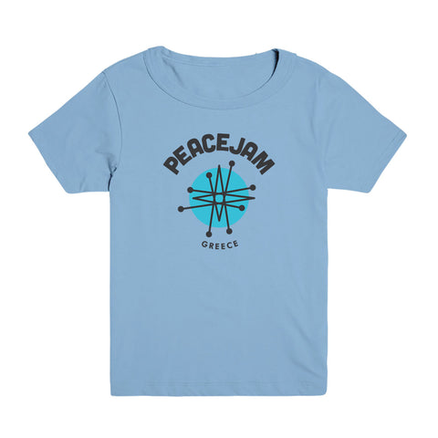 Greece Circle Kid's Tee