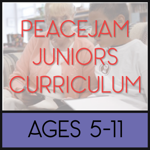 PeaceJam Juniors Curriculum - Online Training