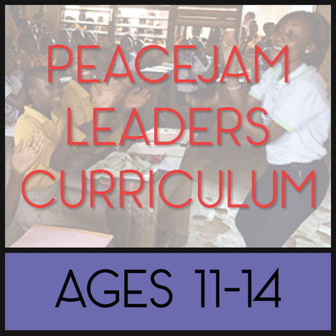 PeaceJam Leaders Curriculum - Online Training
