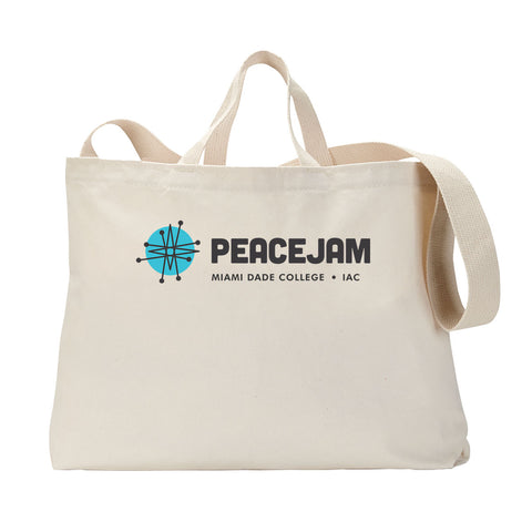 Miami Horizontal Tote Bag