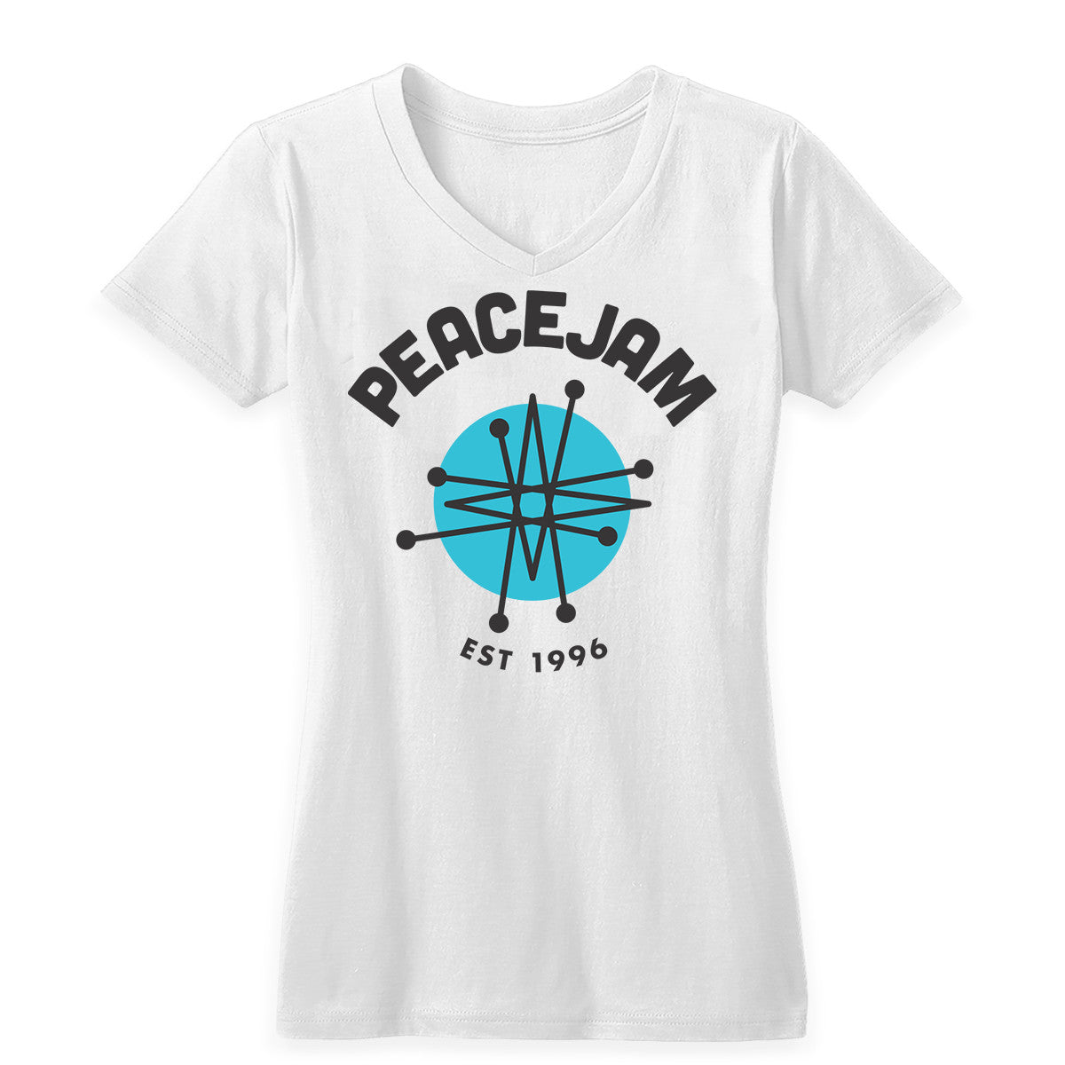 PeaceJam Logo Women's V