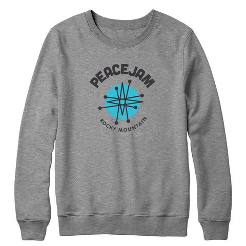 Rocky Mountain Circle Crewneck
