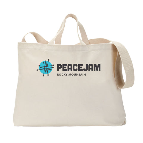 Rocky Mountain Horizontal Tote Bag