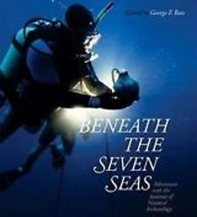 Beneath the Seven Seas autographed by Dr. George F. Bass