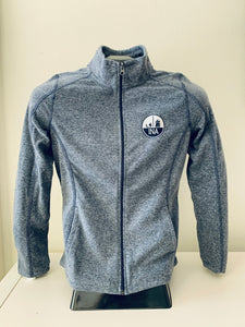 INA Logo Ladies Fleece Jacket