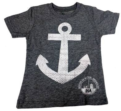 INA Anchor Tee