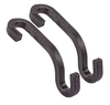 Premium Purse Hooks - Pack of 4 (Black)