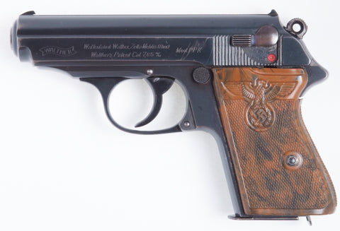 Walther, PPK Party Leader, Nazi, Military – Historic Investments