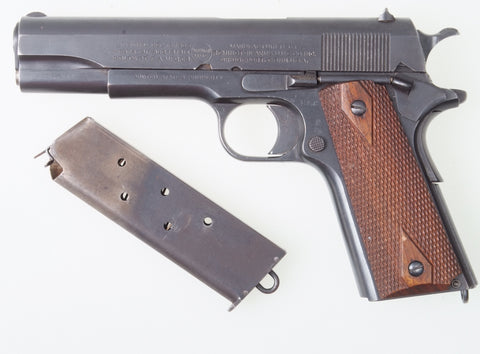 Remington UMC, M1911, military, .45ACP .  #A-1051