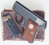 Colt 1908, Vest Pocket, Boxed. #A-1101