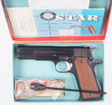 STAR PS, .45, Beautiful, Boxed, Paperwork. #A-1130