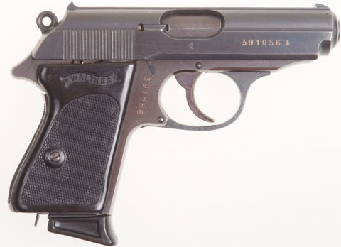 Walther PPK, Late War, Eagle/C Police, Extension Magazine ...