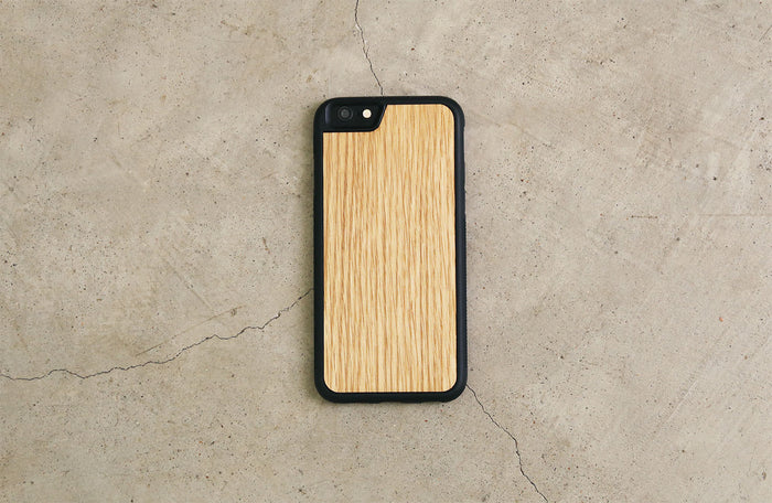 Real Wood iPhone Case Oak 5 5S 6 6S 6 Plus 7