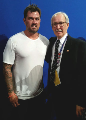 Marcus Luttrell, USN, Retired