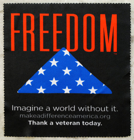 Freedom Microfiber Cloth