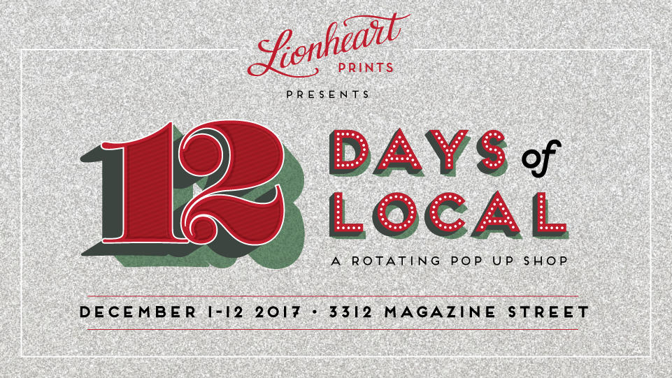 Now Accepting Applications - 12 Days of Local