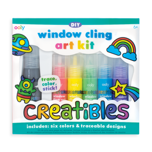 Creatibles Window Cling Art Kit
