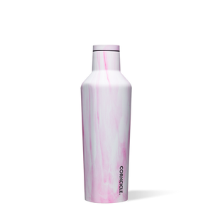 Pink Marble 16oz Canteen
