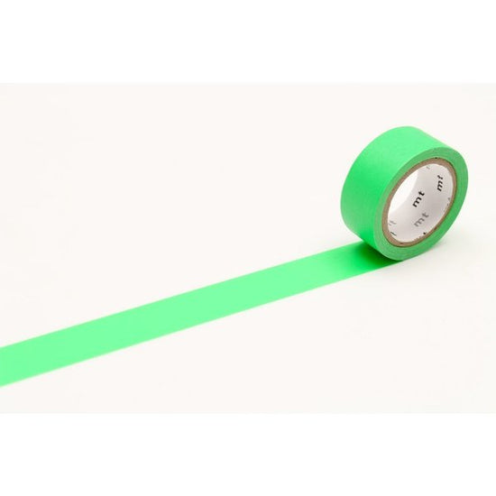 MT Fluorescent Washi Tape