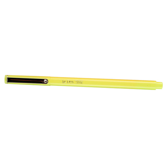 Le Pen Extra Fine Fluorescent Yellow