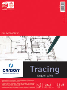 Canson Artists Tracing Pad