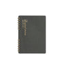 Black Logical Prime SB Notebook